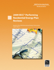 2009 IECC Performing Residential Energy Plan Review